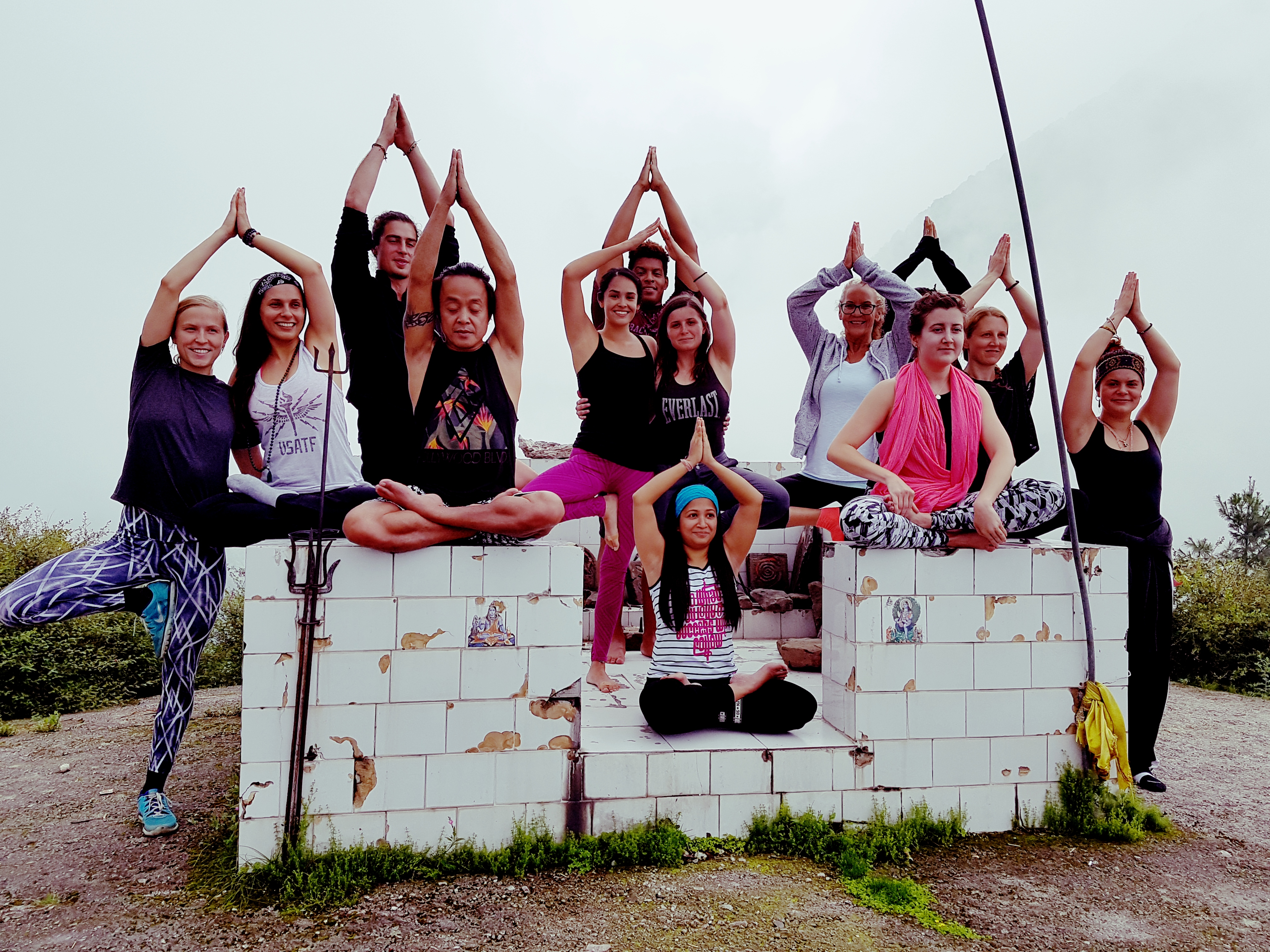 Yoga TTC in Dharamshala