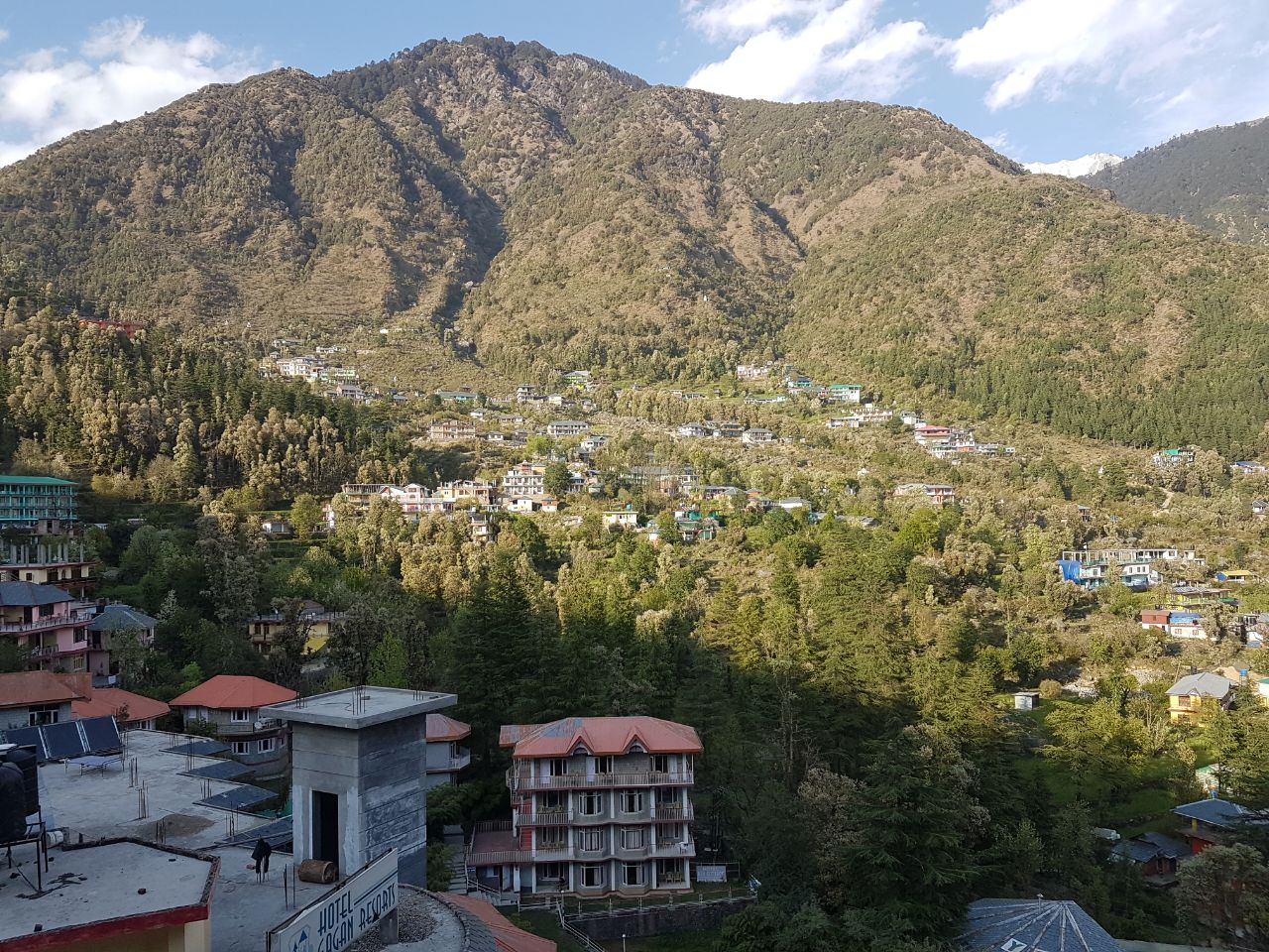 Accommodation in Dharamsala