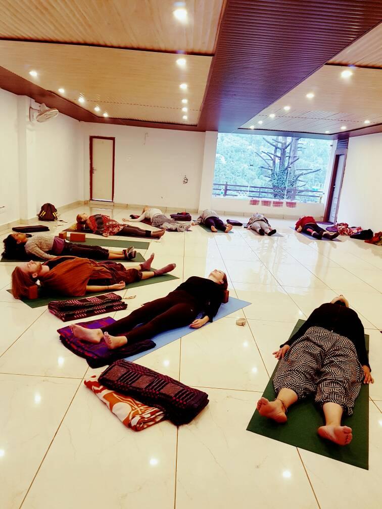 Asan Yoga TTC