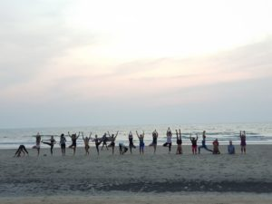 Yoga TTC in Goa