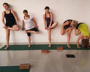Ashtanga Yoga practice