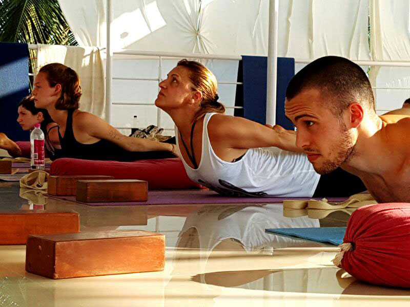 100hrs Yoga TTC