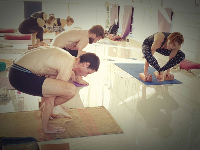 Ashtanga Yoga TTC