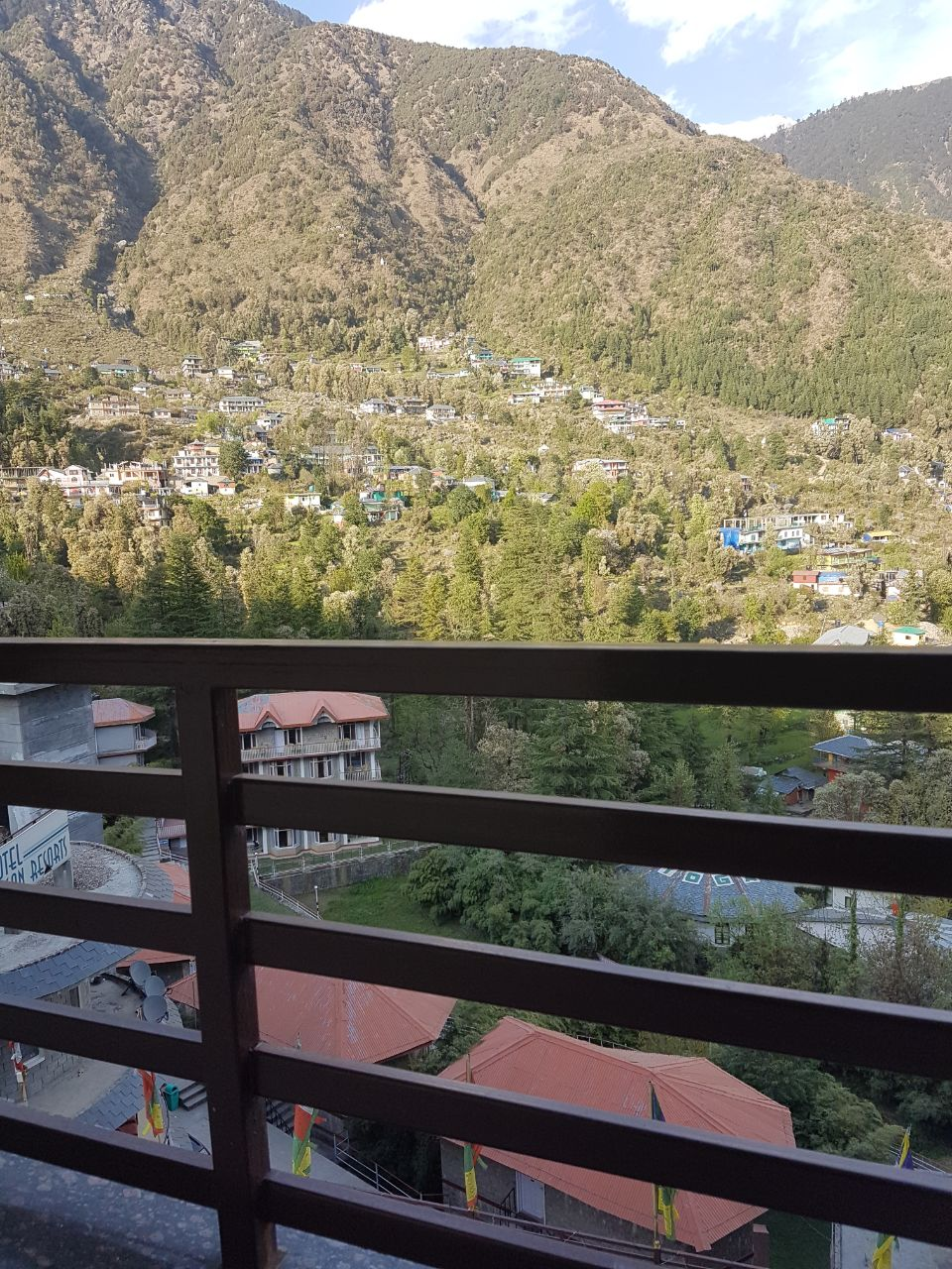 Accommodation in Himalayas