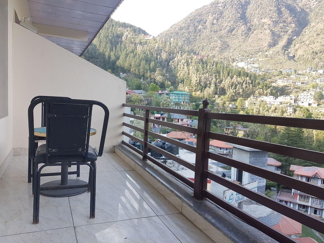 Balcony in Dharamsala