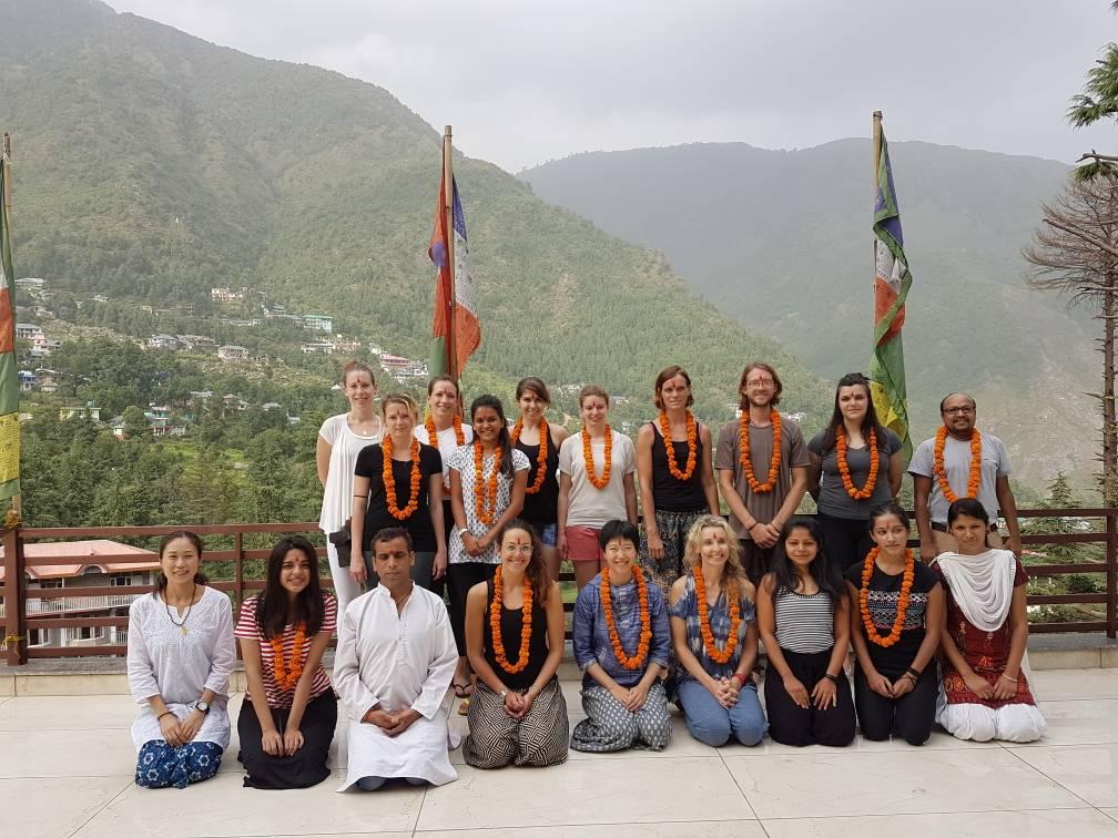 300hrs Yoga Teachers Training