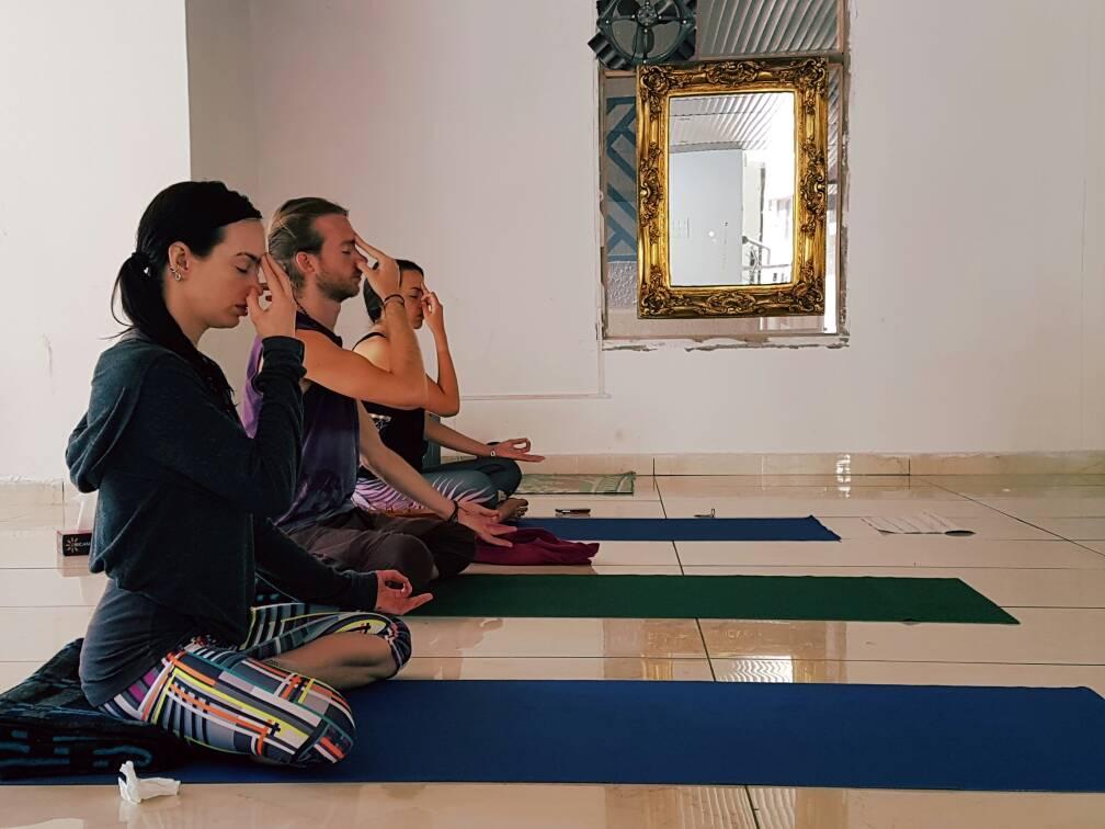 Meditation _Asan Yoga