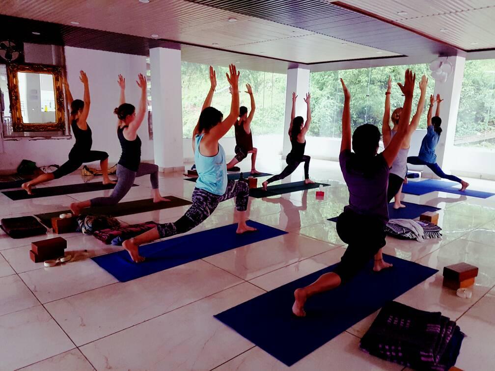 Ashtanga Yoga Training