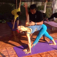 Ashtanga Yoga TT Courses