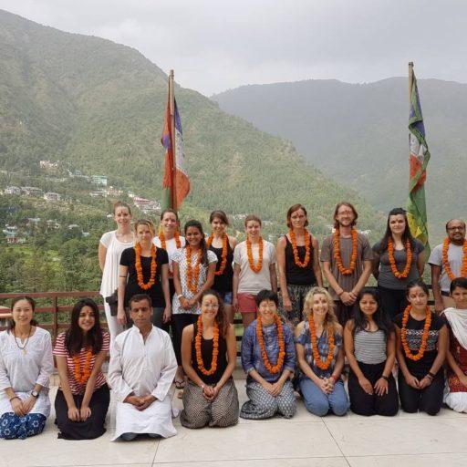 Ashtanga yoga ttc