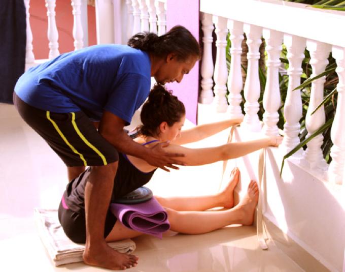 500hr Yoga Teacher Training