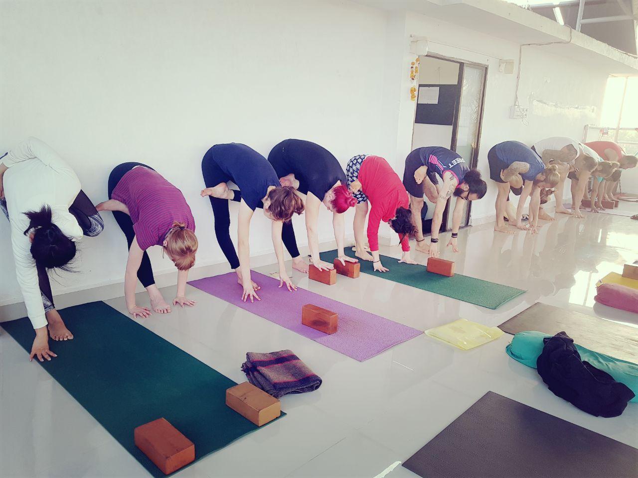 Yoga classes Goa